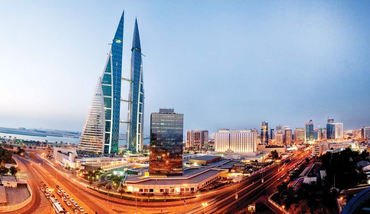 Арабская страна Бахрейн !